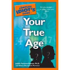 Your true age cover