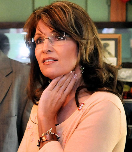 beautiful sarah palin