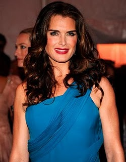 brooke-shields-Hairstyles-Women-over-45