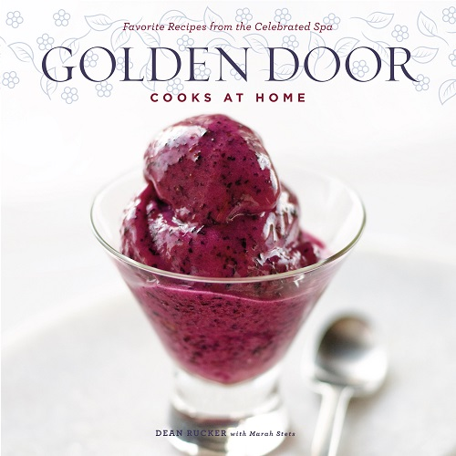 Golden Door Cooks at Home cover