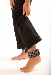 Banglz Ankle - Black