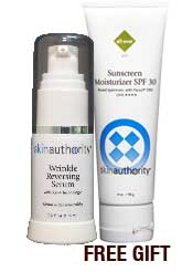 Skin Authority Sun Defense Duo Review