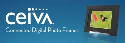 Blogmania Sponsor: Ceiva Digital Photo Frame