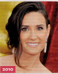 Demi-Moore-Hairstyles-Women-over-45