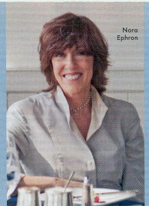Nora Ephron Hairstyles for women over 45