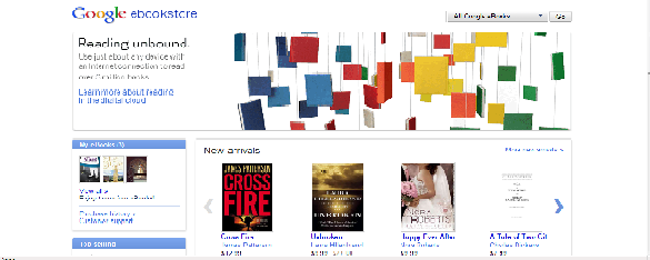 Google E-books–Read Online books Anywhere, Anytime, on Any Device (except Kindle! HAHA)