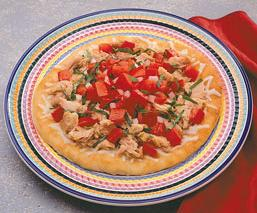 Tuna Italiano Pizza Recipe–for Women over 45