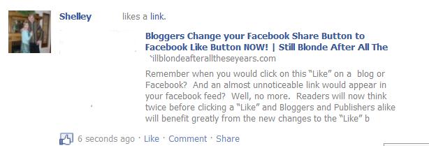 Facebook like 3