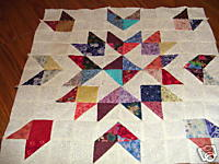 indian patch quilt