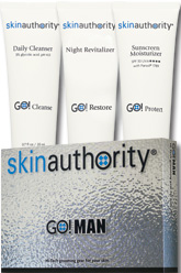 GO! Man Skin Authority
