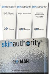 GO! Man Skin Authority