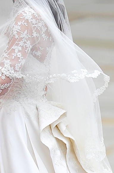 "See Catherine ""Kate"" Middleton's Dress from Every Angle, Royal Wedding"