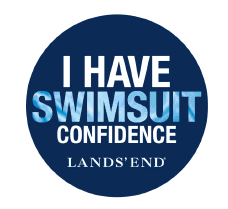 I have (Vintage) Swimsuit Confidence!  Outfits Modeled by Women over 45, Land's End