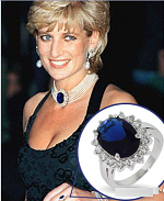 Lady Diana Engagement ring Evesaddiction 150