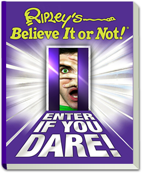 Book Review: Ripley's Believe It or Not: Enter If you Dare!