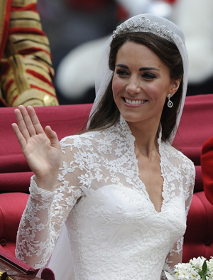 Kate Middleton Wedding Doll