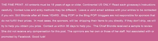 Blog Pop Note