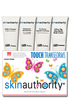 Breast Cancer Awareness — Touch Transforms by Skin Authority