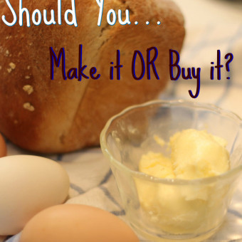 Make the Bread Buy the Butter Review Jennifer Reese