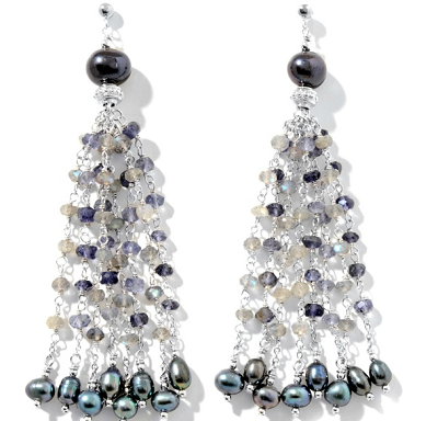 Rarities: Fine Jewelry with Carol Brodie Earrings Holiday Collection