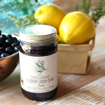 Sallie's Greatest Blueberry Lemon thyme Jam 150