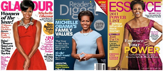Michelle-Obama-magazine-covers-2011