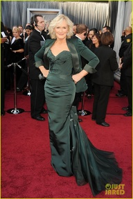 Glenn Close 2012 Oscars