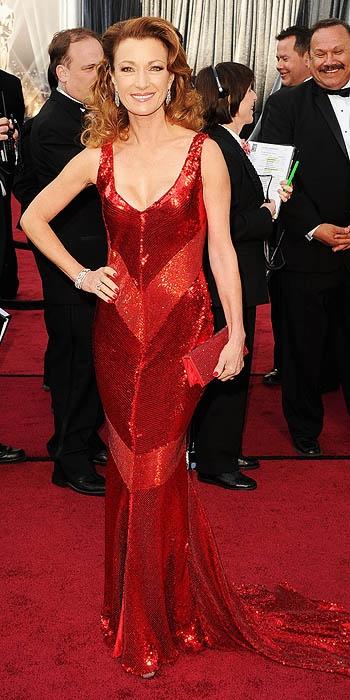 Jane Seymour Oscar2012