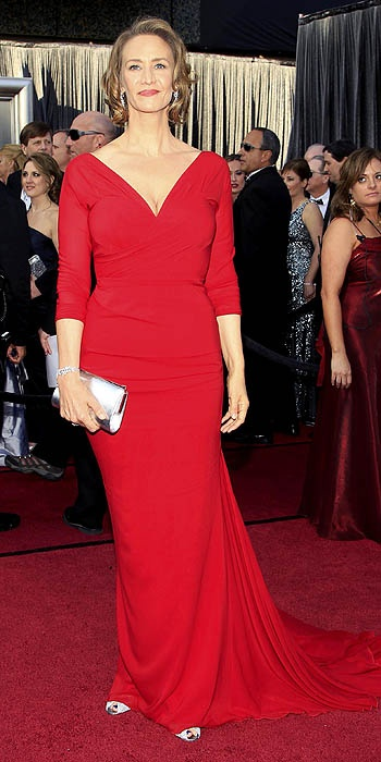 Janet McTeer Oscars 2012