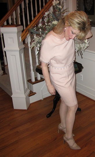 Pink Pearl Outfits modeled by Women over 45