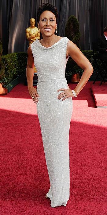 Robin Roberts Oscars 2012