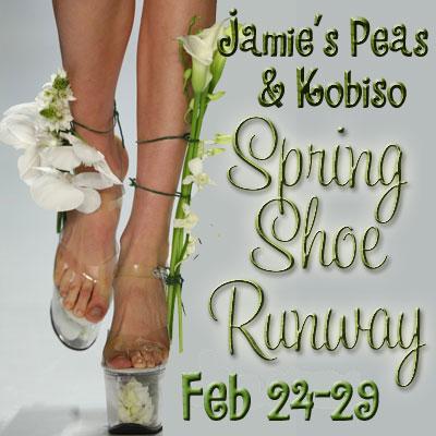 Spring Shoe Runway