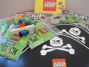 lego brickation prize pack