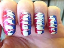Crazy Heatbeats Red White and Blue