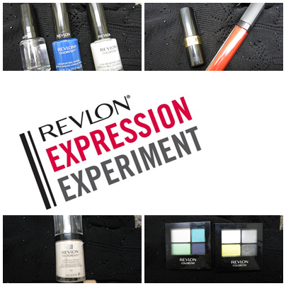 Revlon Expression Experiment, Women over 45 Take the Challenge