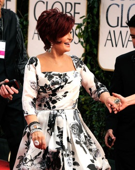 Sharon Osbourne 59 Hairstyles for Women over 45