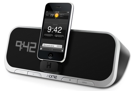 iHome App Enhanced Alarm Clock Giveaway + Sam's Club Affordable Offerings