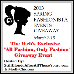 spring  Fashionista Events