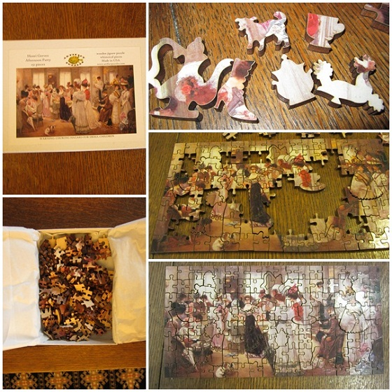 Artifact Wooden Jigsaw Puzzles 2