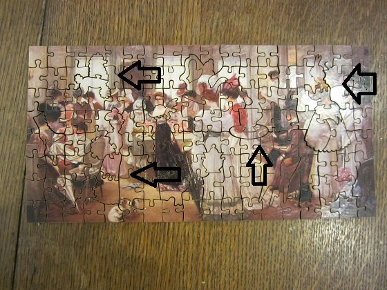 Artifact Wooden Jigsaw puzzle 3