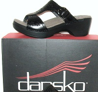 Black Danskos MOM Christmas Wedding Shoes