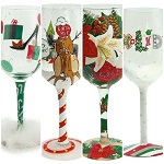 Lolita Designs Holiday WIne Collection