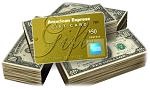 50 AmericanExpressCard