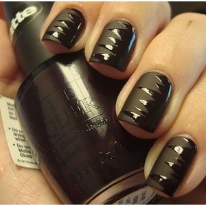 Little Black Dress Manicure