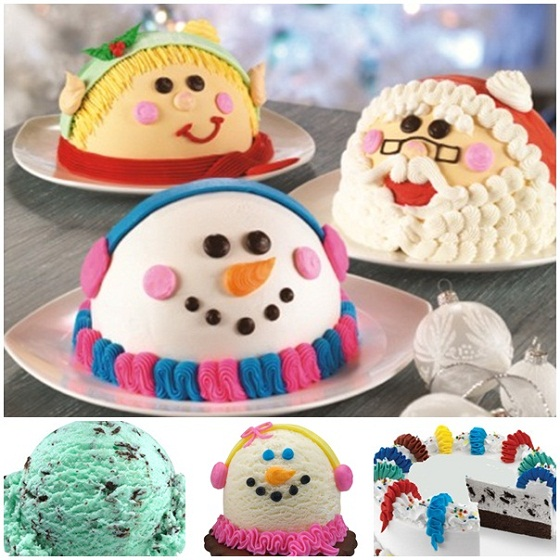 New Years Eve Desserts with Baskin-Robbins