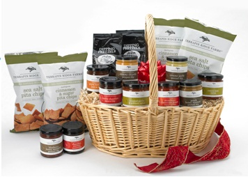 terrapin ridge farm Sampler Basket
