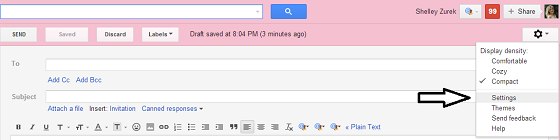 Canned Responses Gmail