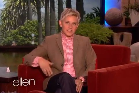 Ellen Degeneres Show Moving