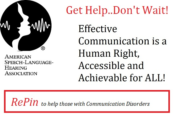 Communication Disorders HELP