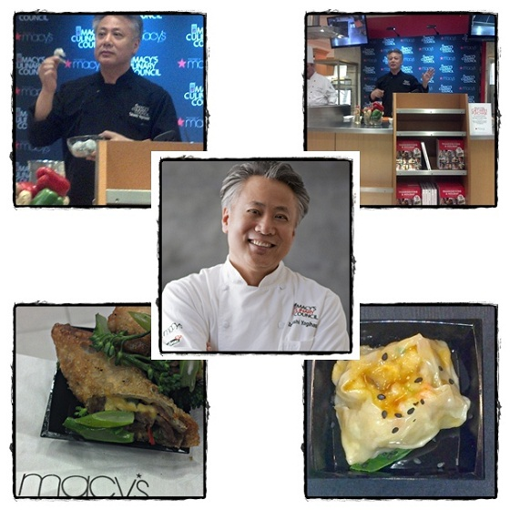 Macy Culinary Council Chef Takashi Yagihashi